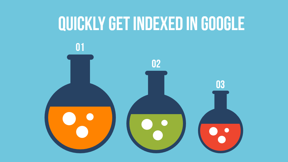 6 tips how to get your site indexed quick in Google