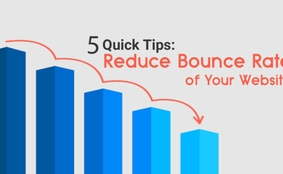 5 tips to lower the bounce rate