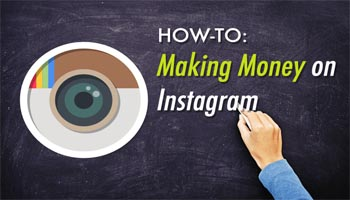 Making money with Instagram